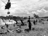 When Was The First Helicopter Used In War